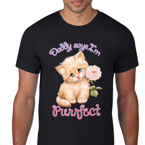Kitty Purrfect T-Shirt