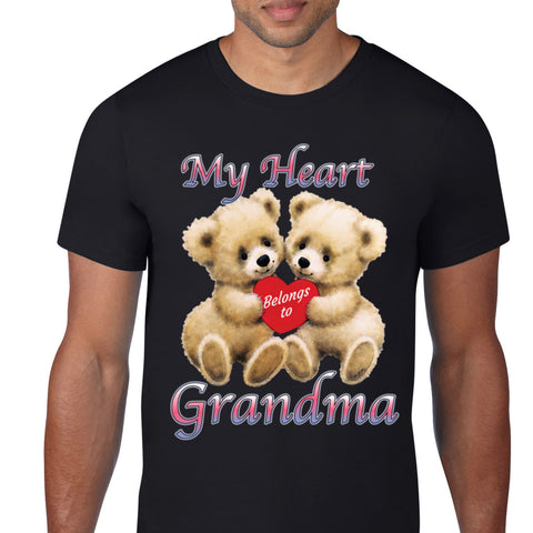 My Heart Grandma T-Shirt
