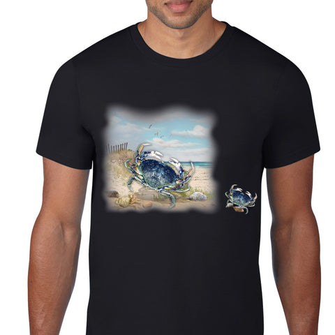 Crab By The Sea T-Shirt