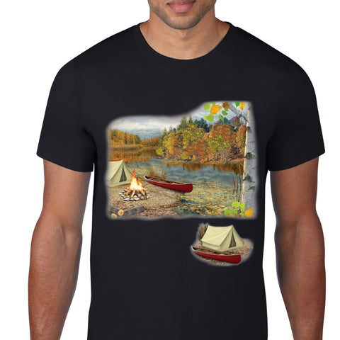 River Side Camping T-Shirt