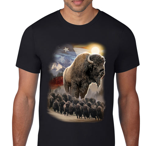 Mighty Bison T-Shirt