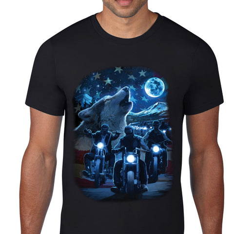 American Bike Riders T-Shirt