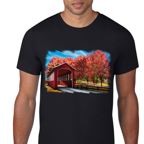 Red Maple Trees T-Shirt