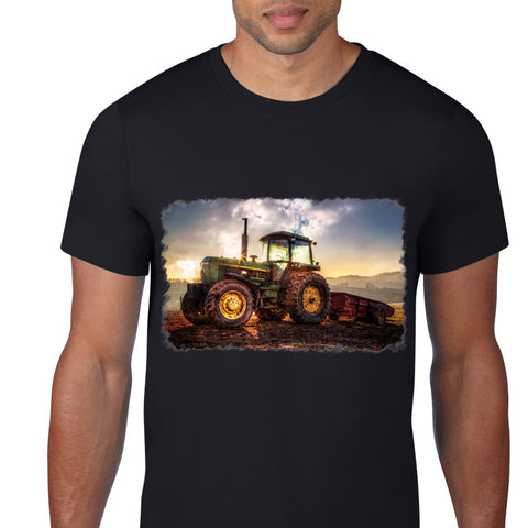 Green Tracktor T-Shirt