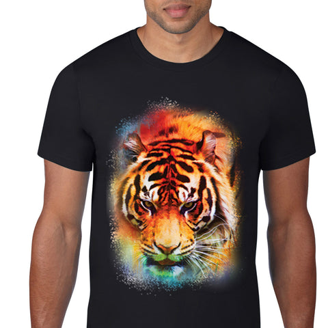 Tiger Art T-Shirt