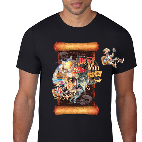 Dead Man Partying T-Shirt