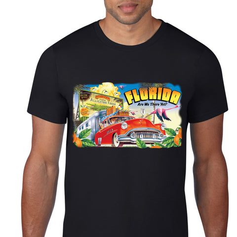 Florida We There Yet T-Shirt