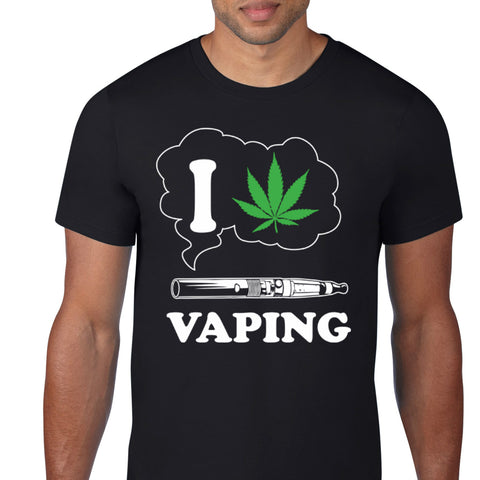 I Love Vaping T-Shirt
