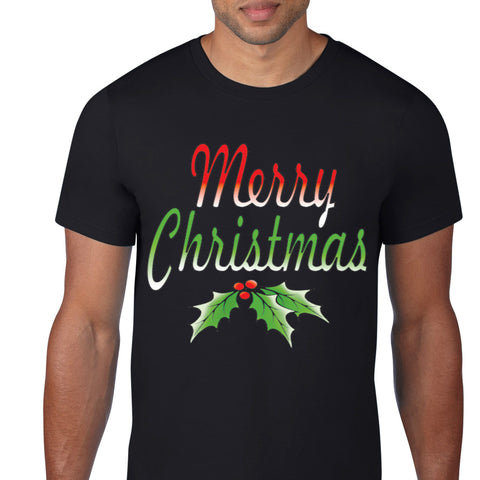Merry Christmas Statement T-Shirt