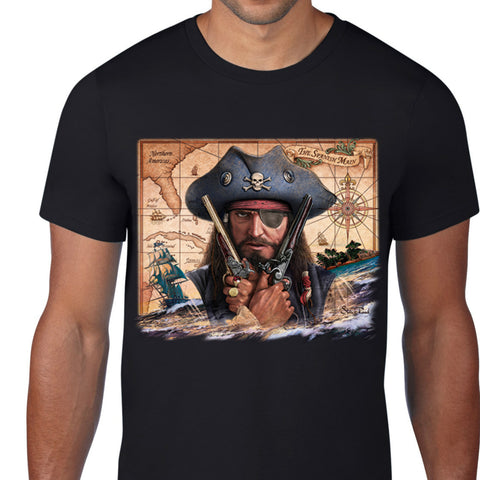 Real Pirate T-Shirt