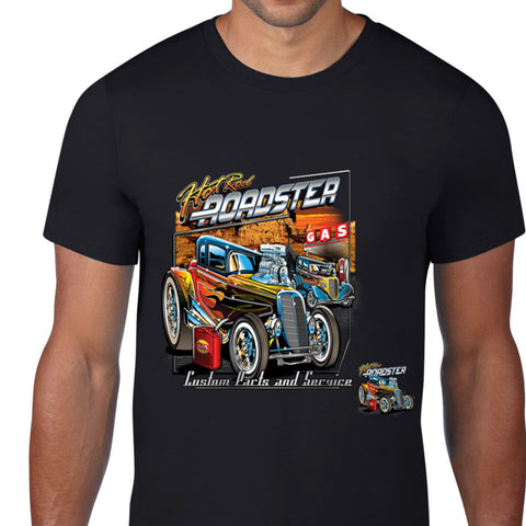 Hot Rod Roadster T-Shirt