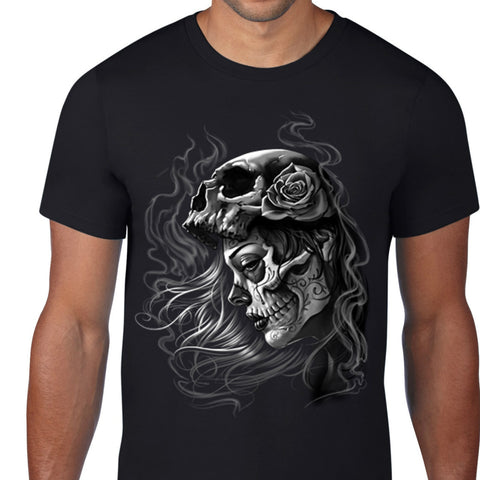 Beauty Within The Skull T-Shirt