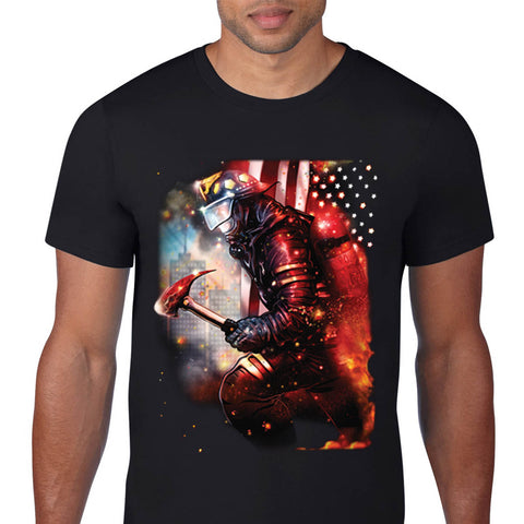 Hero I Art T-Shirt
