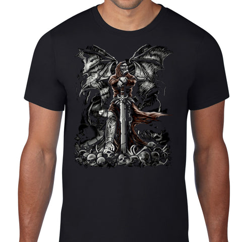 Wings Of Death T-Shirt