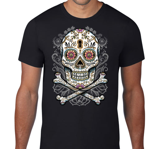 Book Of Life Skull T-Shirt