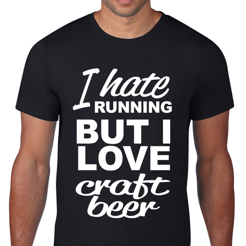 But I Love Craft Beer Black T-Shirt