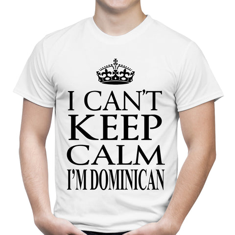 ICKC Im Dominican White T-Shirt