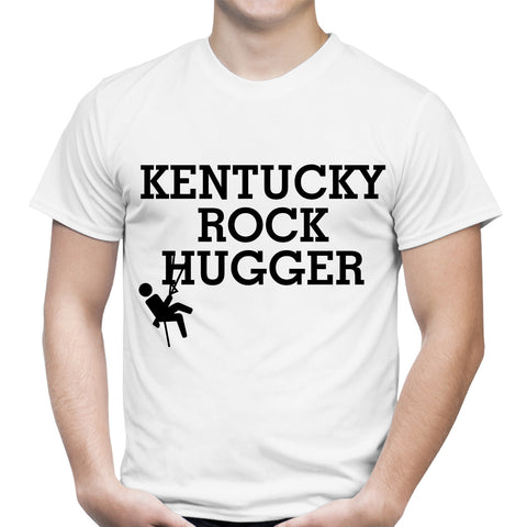 Kentucky Rock Hugger White T-Shirt