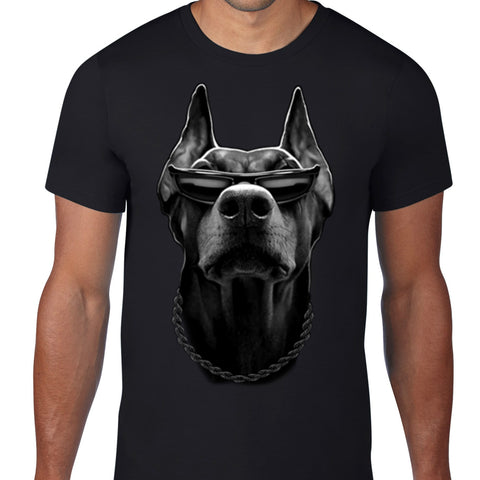 Cool Doberman T-Shirt