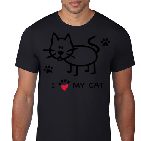 I Heart My Cat T-Shirt