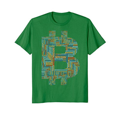 Bitcoin T-Shirt Cool Ethereum Men's or Miner Gift TShirt