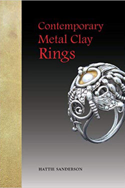Contemporary Metal Clay Rings