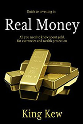 Real Money: All You Need To Know About Gold, Fiat Currencies And Wealth Protection (Gold Investing, Financial Crisis, Currency, How To Make Money, How ... In Gold, Precious Metals, Debt, Dollar)