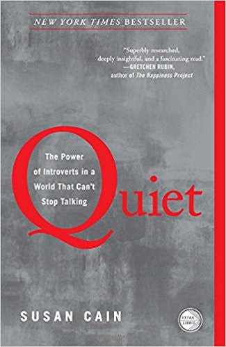 Quiet: The Power of Introverts in a World That Can't Stop Talking Paperback – January 29, 2013