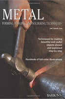 Metal: Forming, Forging, and Soldering Techniques