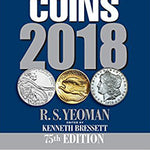 Handbook of United States Coins 2018: The Official Blue Book, Paperback
