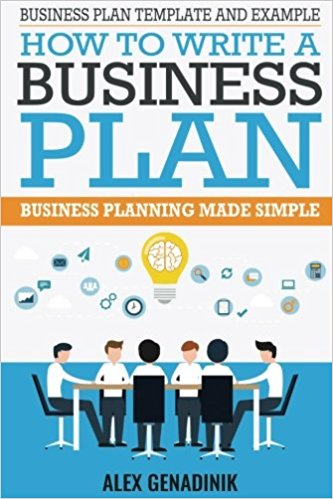 Business plan template and example: how to write a business plan: Business planning made simple