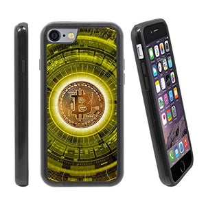 [Bitcoin] For Apple iPhone 6/6S (4.7 inches) Hybrid Heavy Duty Armor Shockproof Silicone Cover Rugged case