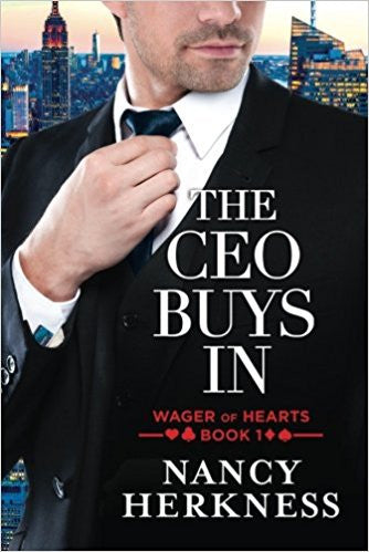 The CEO Buys In (Wager of Hearts) Paperback