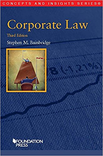 Corporate Law (Concepts and Insights) 3rd Edition