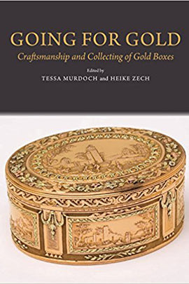 Going for Gold: Craftsmanship & Collecting of Gold Boxes