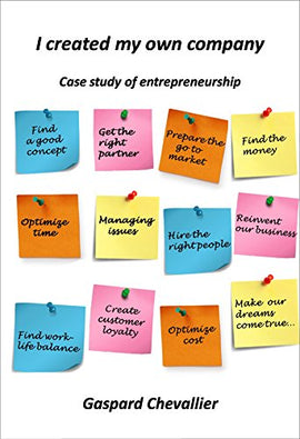 I created my own company: Case study of entrepreneurship