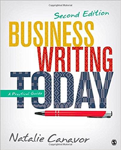 Business Writing Today: A Practical Guide