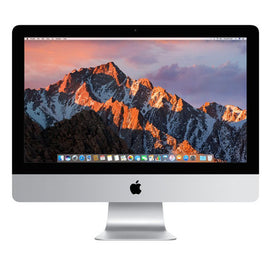 "Apple 21.5"" iMac, 2.3GHz Intel Core i5 Dual Core, 8GB RAM, 1TB HDD, Mac OS, Silver, MMQA2LL/A (Newest Version)"
