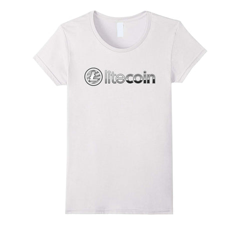 Litecoin LTC T-Shirt | Blockchain Cryptocurrency Tee Shirt