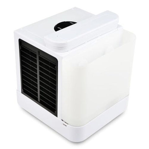 Mini Evaporative Air Cooler Portable Humidifier