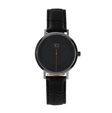 Caviar Rosso | 50 Watch | The ZERO B.S. watch