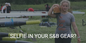 Send us a selfie in your S&B Gear - Tag us on social media or email it to us