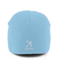PULL-ON SQUARED & BURIED BEANIE - British Rowing Apparel - Squared & Buried