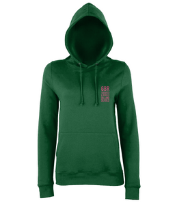 GBR ON LAND SERIES COLLEGE STYLE HOODIE - British Rowing Apparel - Squared & Buried