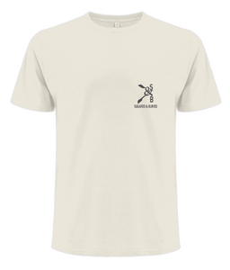 BEAUMONT ORGANIC T-SHIRT - British Rowing Apparel - Squared & Buried