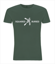 DUDLEY SLIM FIT T-SHIRT - British Rowing Apparel - Squared & Buried