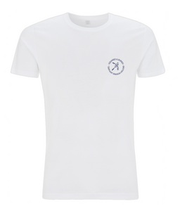 GREVILLE SLIM FIT ORGANIC T-SHIRT - British Rowing Apparel - Squared & Buried