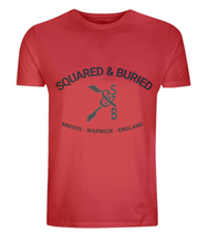 NEVILLE ORGANIC T-SHIRT - British Rowing Apparel - Squared & Buried