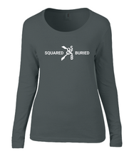 DUDLEY LONG SLEEVE T-SHIRT - British Rowing Apparel - Squared & Buried
