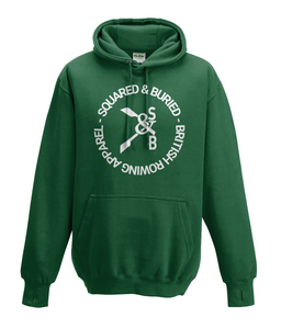 CHILDS GREVILLE HOODIE - British Rowing Apparel - Squared & Buried